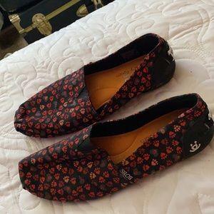 Skechers BOBS memory foam loafers/ slip ons 7.5